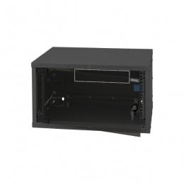 Triton LAN Ormar zidni 6U/400mm, Flatpack, Crni, RXA-06-AS4-BAX-A1