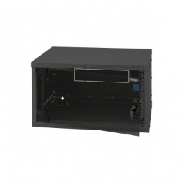 Triton LAN Ormar zidni 9U/400mm, Flatpack, Crni, RXA-09-AS4-BAX-A1