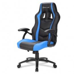 Sharkoon stolica gaming Shark Skiller SGS1 K/BU crna/plava
