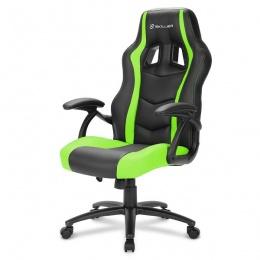 Sharkoon stolica gaming Shark Skiller SGS1 K/GN crna/zelena