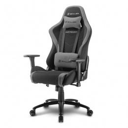 Sharkoon stolica gaming Shark Skiller SGS2 K/GY crna/siva