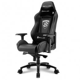 Sharkoon stolica gaming Shark Skiller SGS3 K crna/crna