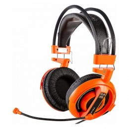E-Blue headset COBRA HS Orange