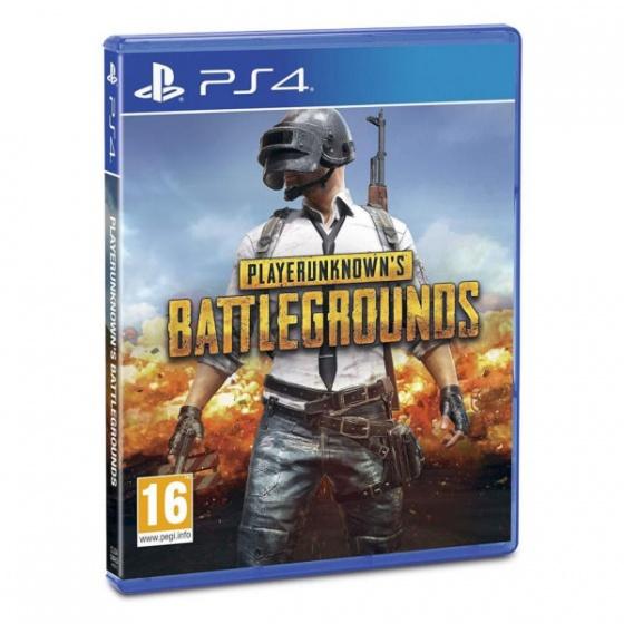 PUBG za PS4