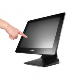 POSBANK APEXA-G Pos System J1900, 15 LED,PCAP touch, 64GB SSD, 4GB RAM, DARK