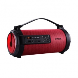 Zvučnik Vivax bluetooth BS-101 crveni