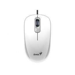 Genius miš DX-110 USB bijeli
