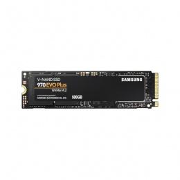 Samsung SSD M.2 NVMe 500 GB Evo 970 Plus, MZ-V7S500BW