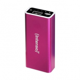 Intenso power bank A5200 pink