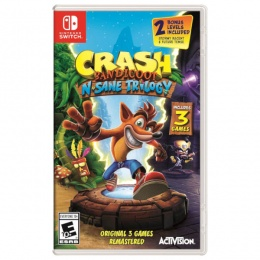 Crash Bandicoot Switch