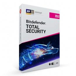 Bitdefender Total Security za 5 korisnika, 1g, elektronska licenca