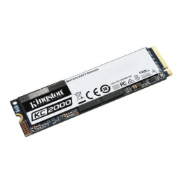 Kingston SSD M.2 NVMe 250GB 2280 KC2000