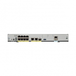 Cisco 1100 Series Integrated Services Routers + CON-SNT-C11118P (SNTC-8X5XNBD ISR 1100 Dual GE Ether
