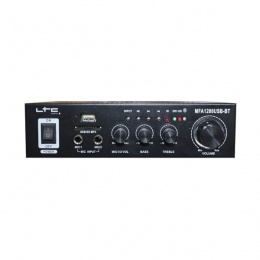 Pojačalo stereo MFA1200USB-BT karaoke, USB, SD, BT 2X50W RMS