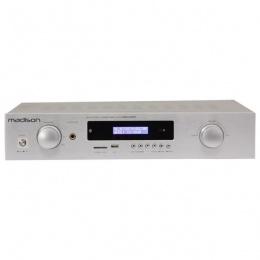 Pojačalo MADI1400BT-SL H-Fi stereo USB, tuner, BT, RC Ibiza