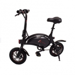 Električni bicikl For All - Premium crni