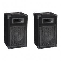 Zvučnik Ibiza Star8B 8'' max 150W 2-way Bass Reflex