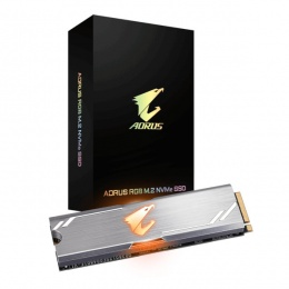 Gigabyte AORUS RGB SSD M.2 NVMe 256GB 2280
