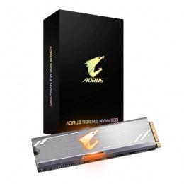 Gigabyte AORUS RGB SSD M.2 NVMe 512GB 2280