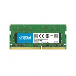 Crucial 4GB 2666 MHz DDR4 SODIMM, CT4G4SFS8266