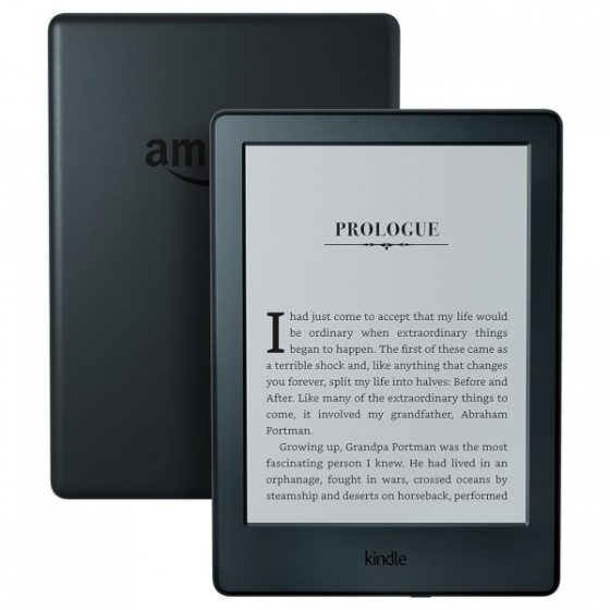 Amazon e-book reader Kindle 6 crni