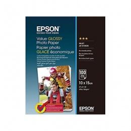 Papir EPSON Glossy 10x15, 100l, 200g/m²