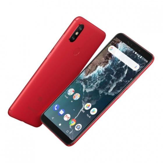 Mobitel Xiaomi Mi A2 4/64GB Dual SIM crveni