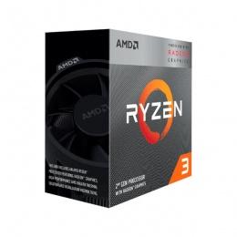AMD Ryzen3 3200G APU 3,6 GHz, AM4