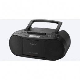 Sony radio CD Boombox CFDS70B.CET crni