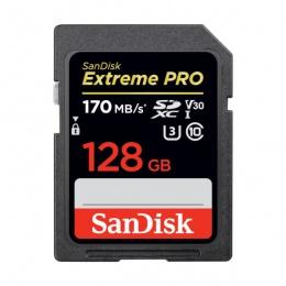 SanDisk SDHC 128GB Extreme PRO 170MB/s V30