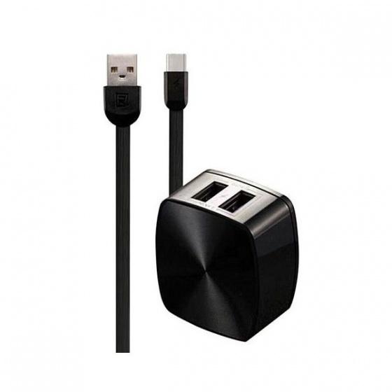 Remax punjač 2,4A dual USB RP-U215 Micro