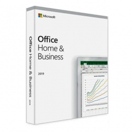 Office Home and Business 2019 English CEE DVD