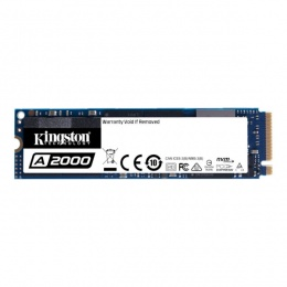 Kingston SSD M.2 NVMe 3D NAND 500GB 2280 A2000
