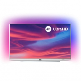 Televizor Philips 55PUS7304, 55'' (140cm) Android, UHD, Ambiligt 3