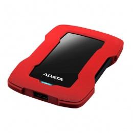 ADATA externi 1TB HD330 Durable lite, USB 3.1 crno crveni