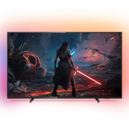 Televizor Philips 55PUS6704, 55'' (140cm) Smart, 4K Ultra HD , Ambilight 3