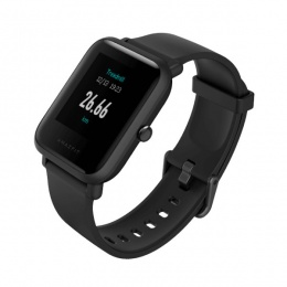 Xiaomi smartwatch Amazfit Bip Lite crni