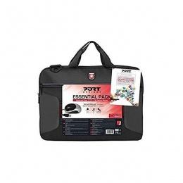 Port torba za laptop 17.3'' Essential Pack siva + miš (501711)