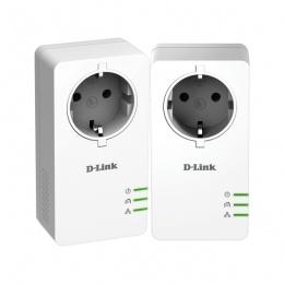 D-link Powerline Ethernet adapter kit (DHP-P601AV/E)