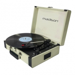 Madison gramofon MAD-RETROCASE-CR