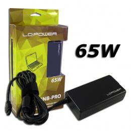 LC-Power Univerzalni punjač za Laptop 65 W (LC65NB-PRO)