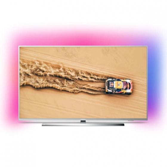 Televizor Philips 55PUS7354, 55'' (140cm) Android, UHD, Ambiligt 3