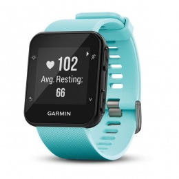 Garmin sat Forerunner 35 WHRM za trčanje ledeno plavi