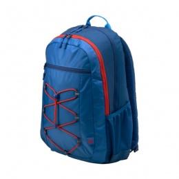 HP ruksak za laptop 15,6'' plavo/crveni Active (1MR61AA)