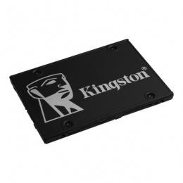 Kingston SSD KC600 256GB TLC 3D NAND AES 256-bit, SKC600/256G