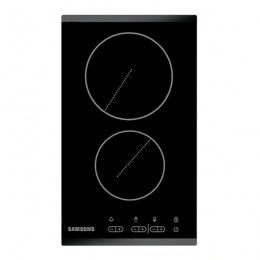 Ploča za kuhanje ugradbena staklokeramička Gorenje ECT648ORAW