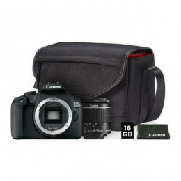 Canon EOS 2000D 18-55mm IS + SB130 + 16GB