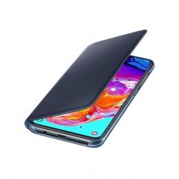 Samsung futrola preklopna zaštitna za Samsung Galaxy A70 crni