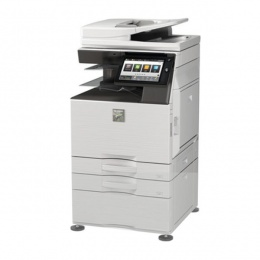 SHARP Kopir Color MX2651 + Postolje MXDE25N + MXTU16 + Set tonera
