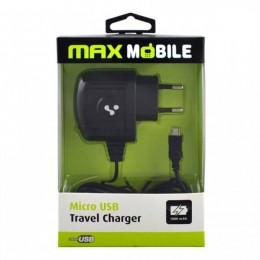 Max Mobile punjač micro USB 1000mAh